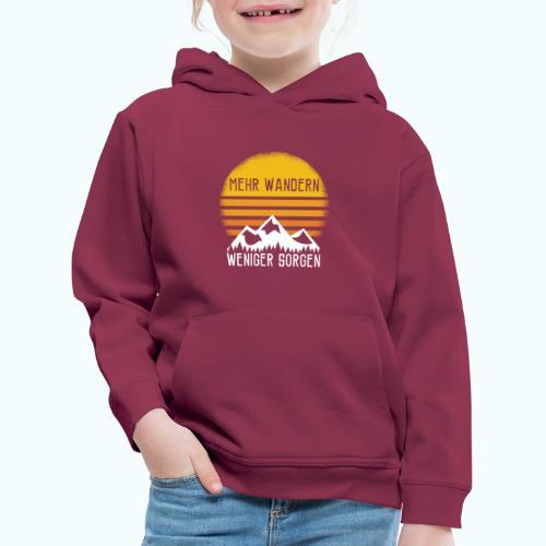 hike - Kids' Premium Hoodie