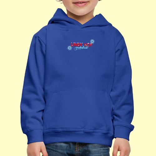 Lindy Hop Wonderland Tanz T-shirt - Kinder Premium Hoodie