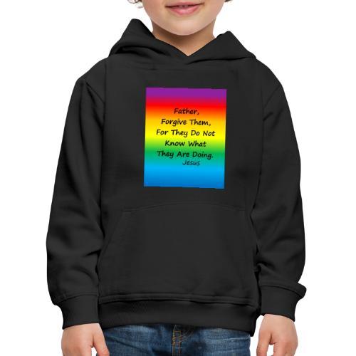 Forgive - Kids' Premium Hoodie