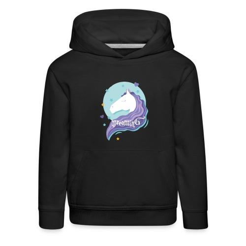 Dreaming - Kinder Premium Hoodie