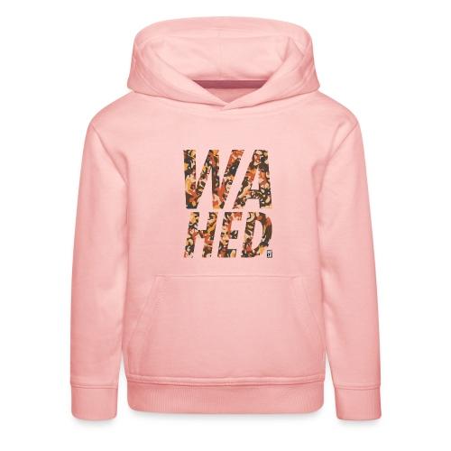 WAHED2 - Kinderen trui Premium met capuchon