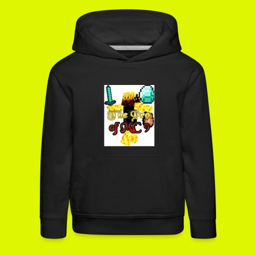 The Pro of MC 9 Profile Picture - Kids' Premium Hoodie