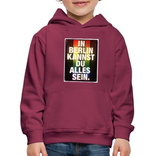 City of Freedom Berl!n - Kids' Premium Hoodie