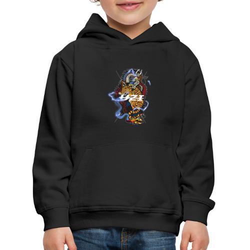 Tiger&DragonUzi - Pull à capuche Premium Enfant