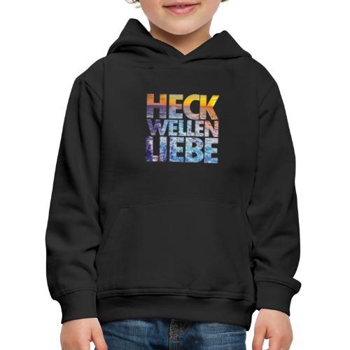SuK - Heckwellen Liebe - Kinder Premium Hoodie