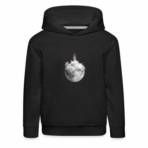 Mondrakete - Kinder Premium Hoodie