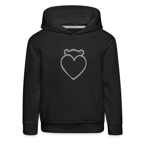 Coeur Dours 2 - Pull à capuche Premium Enfant