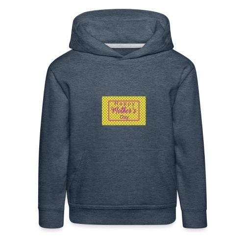 Muttertag - Kinder Premium Hoodie
