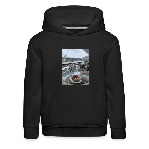 Monaco - Kinder Premium Hoodie