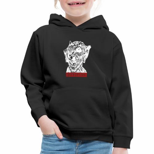 dizruptive zombie - Kinder Premium Hoodie
