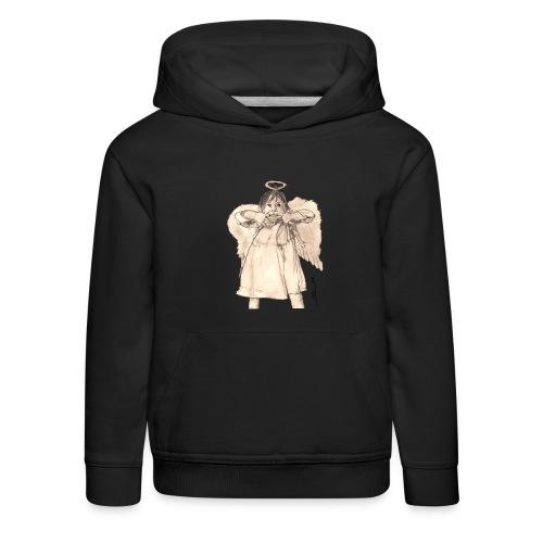 Frecher Engel - Kinder Premium Hoodie