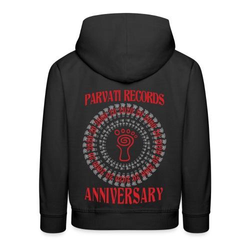 Parvati Records Anniversary - Kids' Premium Hoodie