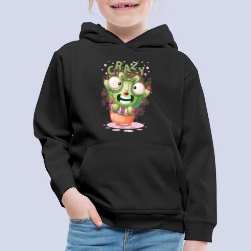 Crazy funny monster design for everyone - Kids' Premium Hoodie