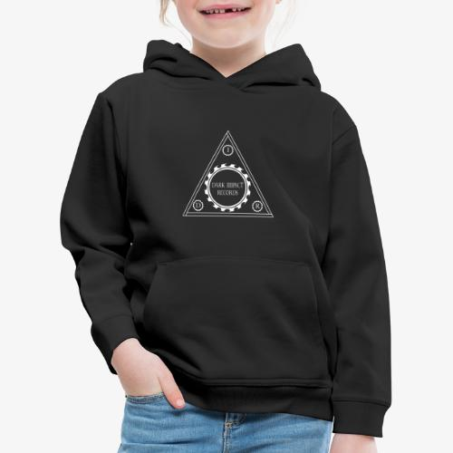 Dark Impact - Felpa con cappuccio Premium per bambini
