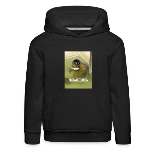 EcstaticThings HarpSeal - Kinder Premium Hoodie