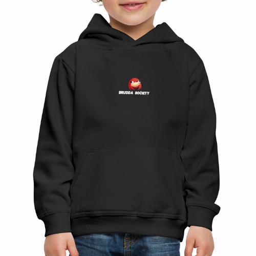 Brudda Society - Kids' Premium Hoodie