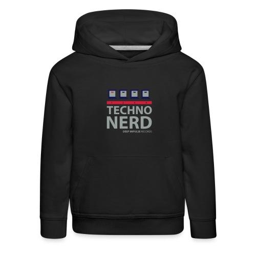 Techno Nerd - Kids' Premium Hoodie