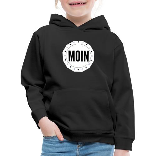 Moin - typisch emsländisch! - Kinder Premium Hoodie