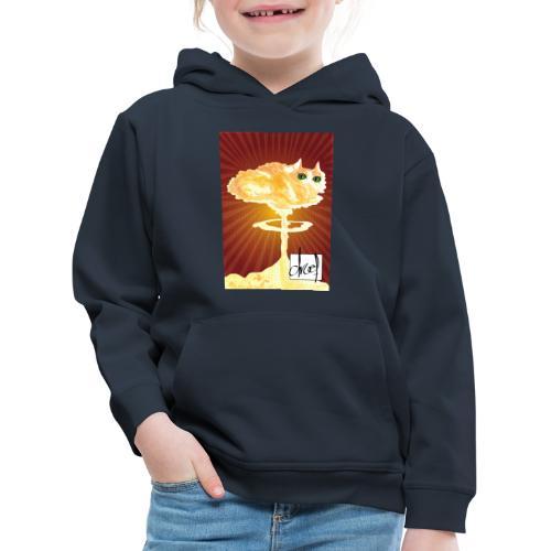 Atoompoes - Kinderen trui Premium met capuchon