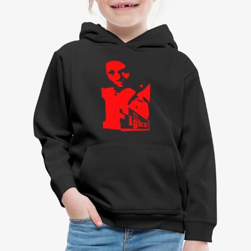 Moove fight - Pull à capuche Premium Enfant