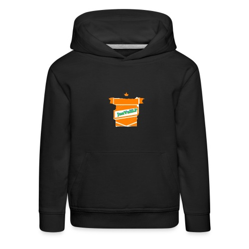 Fresher JanValiHoodie - Kinder Premium Hoodie