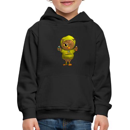 Eule KARL - Eulenclique - Kinder Premium Hoodie