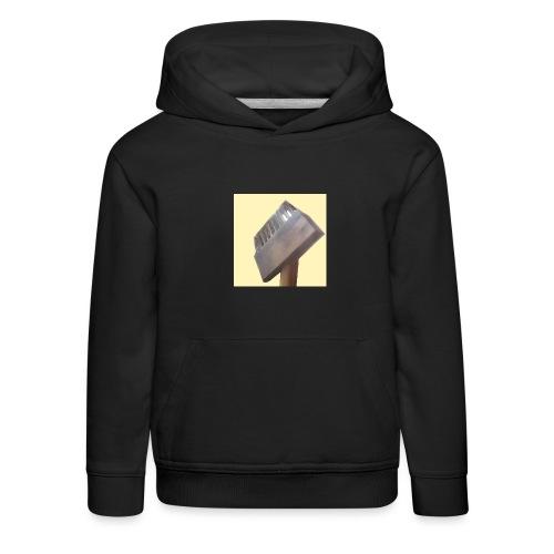 Klausens Unkrautbürste - Kinder Premium Hoodie