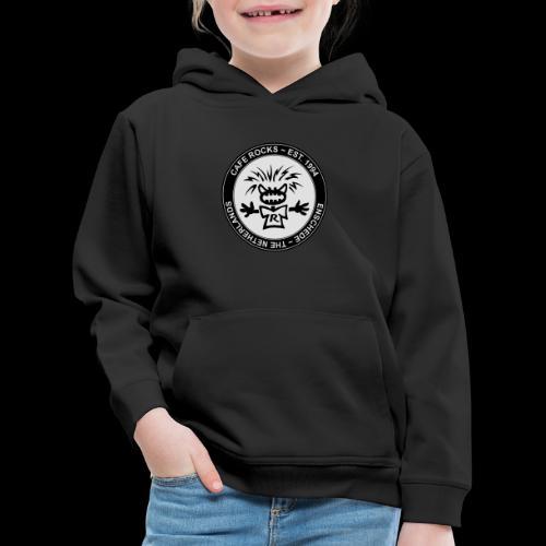 Emblem BW - Kinderen trui Premium met capuchon