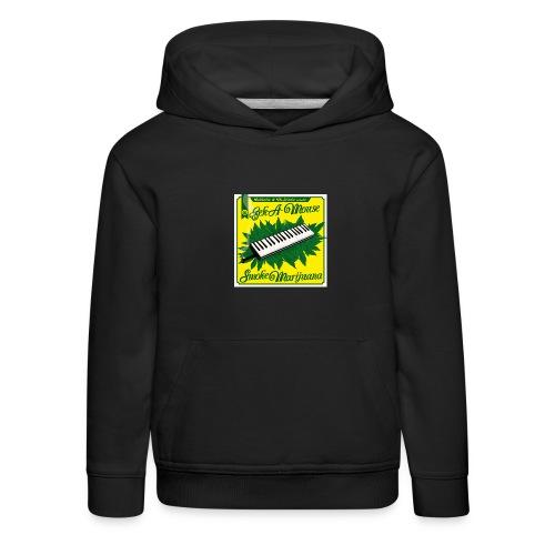 Smoke Marijuana - Kids' Premium Hoodie