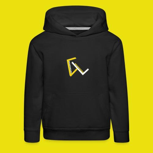 Giulio Laura FX T-Shirt - Felpa con cappuccio Premium per bambini