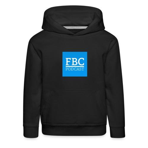fbc-podcast merchandise - Kinder Premium Hoodie