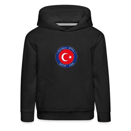 Turkey FIRST - Kids' Premium Hoodie