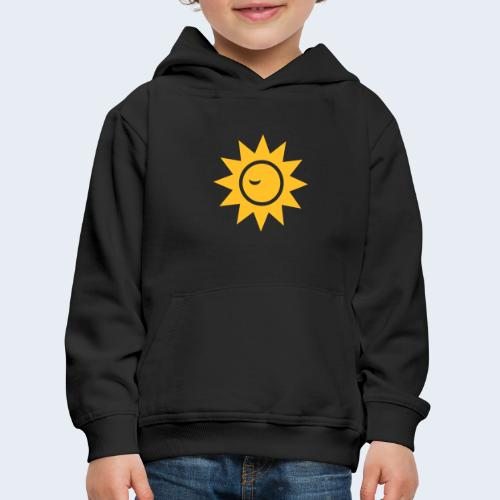 Winky Sun - Kinderen trui Premium met capuchon