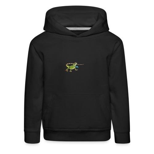 Lizard T-shirt - Kids' Premium Hoodie