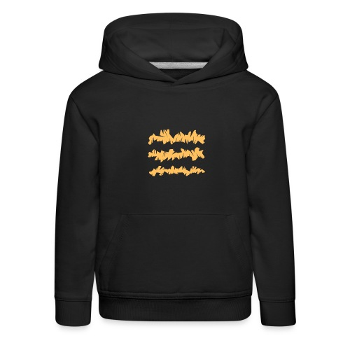 Orange_Sample.png - Kinder Premium Hoodie