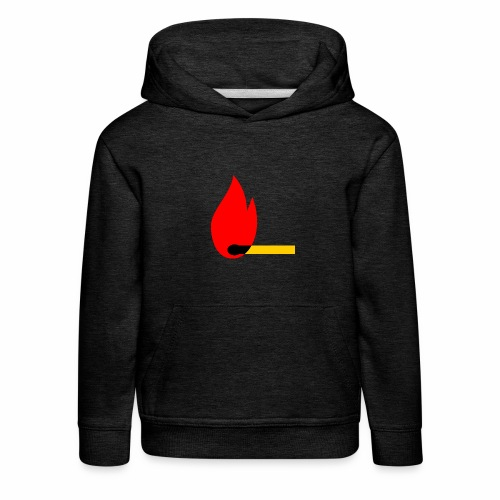 firewood - Kinder Premium Hoodie