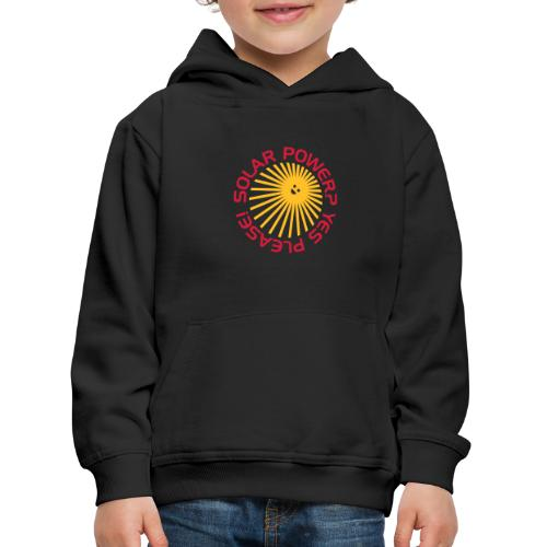 BD Solar Power - Kinder Premium Hoodie