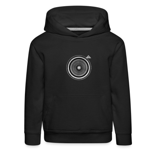 We Could Build an Empire - Lamp - Kids' Premium Hoodie