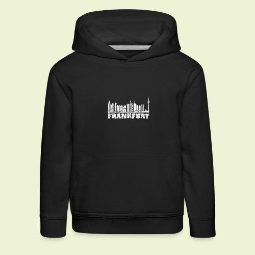 Frankfurt - Kinder Premium Hoodie