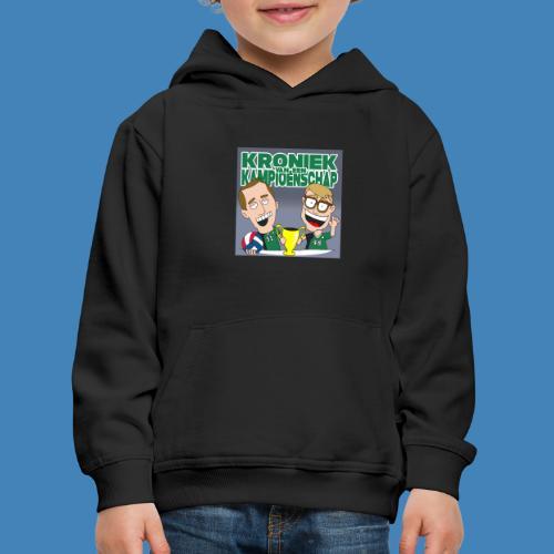 Kroniek van een Kampioenschap - Kinderen trui Premium met capuchon