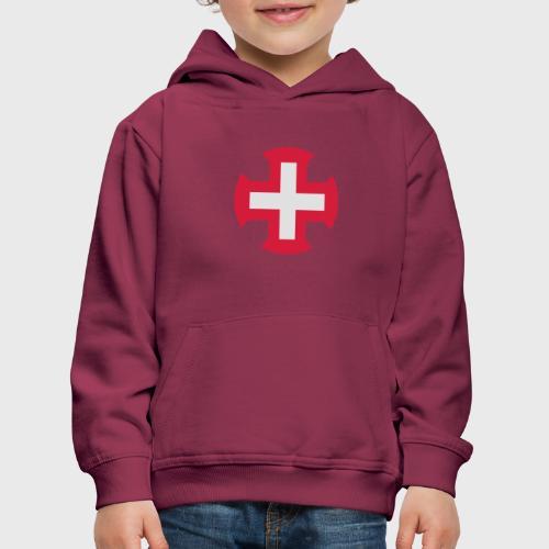 Croix du Portugal - Pull à capuche Premium Enfant