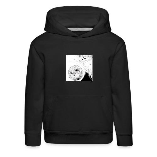 sac03 - Pull à capuche Premium Enfant