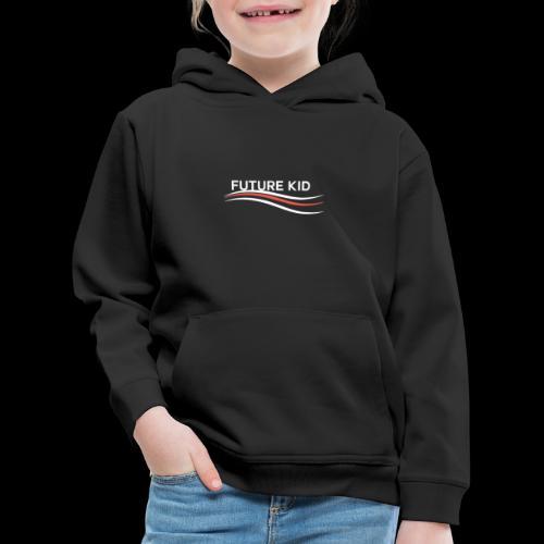 future kid - Kinderen trui Premium met capuchon