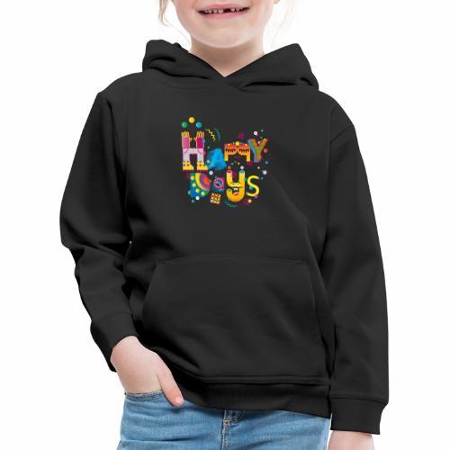 Happy happy days - Kids' Premium Hoodie