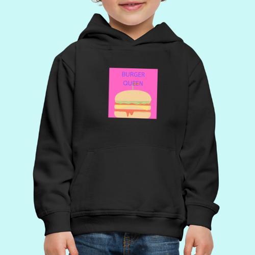 Burger Queen - Kids' Premium Hoodie