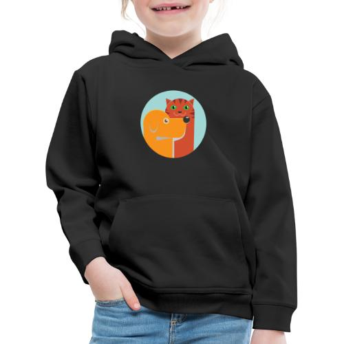 Tierfreund - Kinder Premium Hoodie