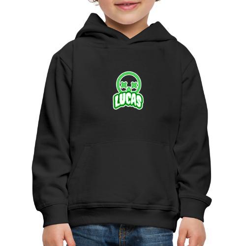 Lucas (Horror) - Kinderen trui Premium met capuchon