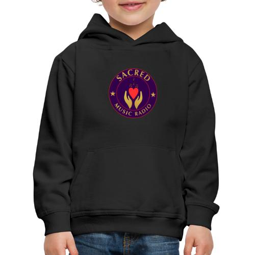 Spread Peace Through Music - Kids' Premium Hoodie