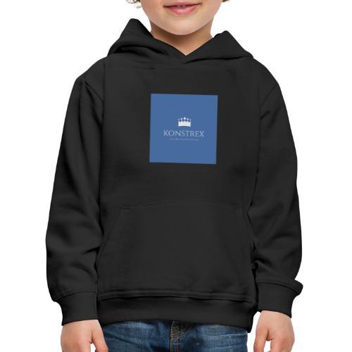 konstrex - Premium hættetrøje til børn