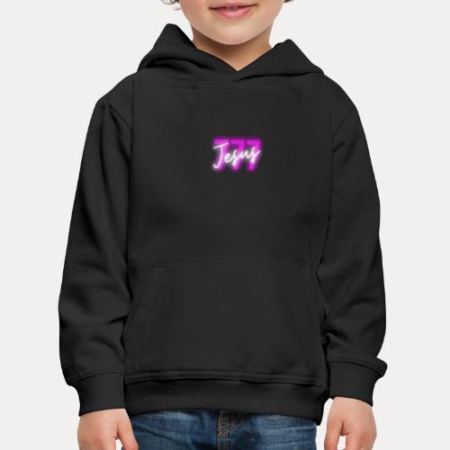 Jesus 777 - Kinder Premium Hoodie